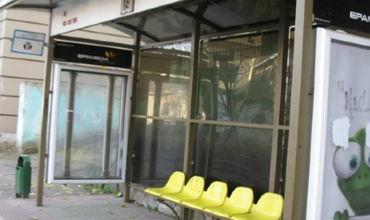 Более половины кишиневских остановок находятся в плохом состоянии.