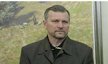 Председатель союза художников Приднестровья Сергей Панов.