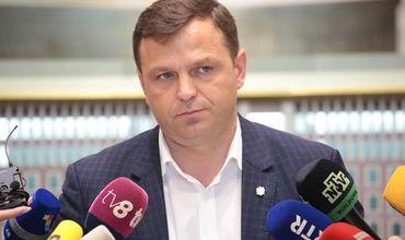 Нэстасе: Козак подтвердил, что Плахотнюк находится в федеральном розыске