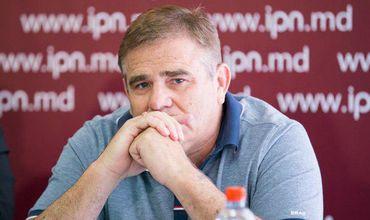 Глава представительства ТАСС в Молдове Валерий Демидецкий.