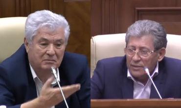 Гимпу: Воронин пришел в парламент, как на последний звонок