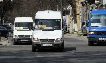 В Кишиневе могут повыситься тарифы на проезд в маршрутках