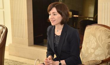 Санду: Ждем участия в конкурсе на пост генпрокурора граждан Молдовы из-за границы