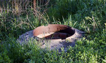 Открытые канализационные люки ставят под угрозу жизнь людей.