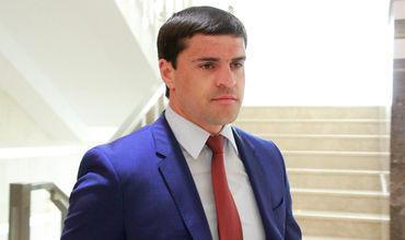 Недавно депутат Константин Цуцу был именинником, ему исполнилось 32 года.
