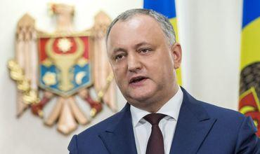 Конституционный суд Молдовы в очередной раз временно отстранил от должности президента Игоря Додона. Фото: europalibera.org