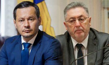 Мунсовет Кишинева отправил Кодряну и Грозаву в отставку