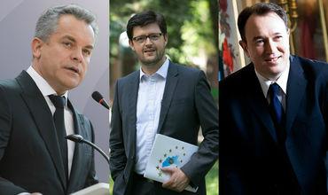 Андрей Попов: На выборах теневую поддержку от Плахотнюка получит Тэнасе