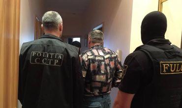 Полиция задержала мужчину, подозреваемого в торговле людьми.