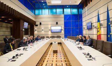 Председатель парламента встретилась с генеральным секретарем ОБСЕ