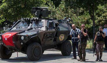Разведка США: Чистки в турецкой армии препятствуют борьбе с ИГ