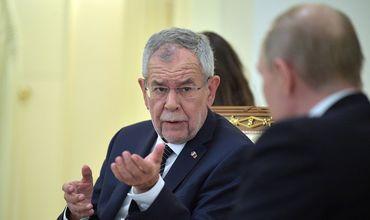 Президент Австрии заявил, что санкции против России причиняют вред всем.