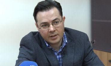 Директор Института дипломатических, политических исследований и вопросов безопасности Валерий Осталеп.