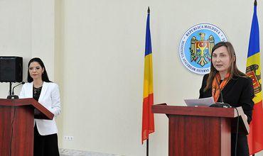 В Кишиневе прошло заседание Межправительственной комиссии РМ - Румыния.