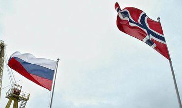 """Норвегия обеспокоена """"агрессивным поведением"""" РФ в регионе."""