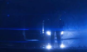 Беспилотник Volvo испытали наездом на директора.