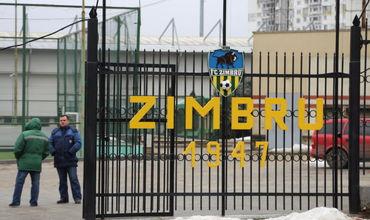 «Зимбру» является одной из старейших футбольных команд Молдовы.