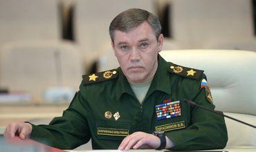 Начальник Генерального штаба ВС России генерал армии Валерий Герасимов.