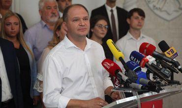 Ион Чебан подал документы для регистрации в качестве кандидата на должность генпримара от ПСРМ.