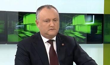 Додон рассказал о 5 вариантах проведения местных и парламентских выборов