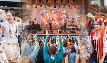 Festival Etno-Balcanic   VATRA   27 - 29 august
