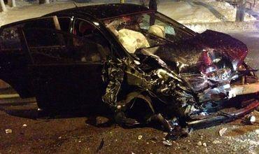 Detalii despre accidentul cu 1 mort și 4 răniți. Cine e șoferul beat