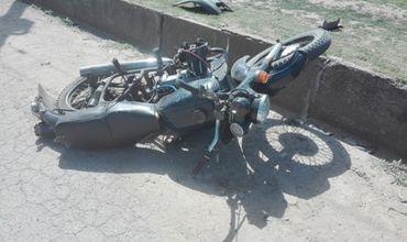 В Комратском районе мотоциклист погиб в ДТП.
