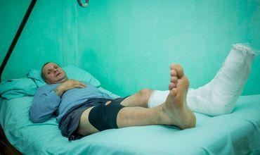 Сбитый на зебре бельчанин рассказал подробности ДТП: Я не позволю ему откупиться