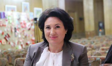 Татьяна Голбан - учитель биологии и химии и заместитель директора лицея Onisifor Ghibu в Кишиневе.
