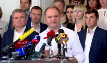 Чебан: Пришло время, чтобы Кишинев вышел на новый уровень развития