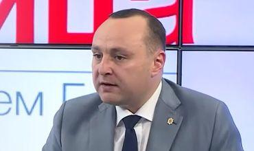 Депутат-социалист Влад Батрынча.