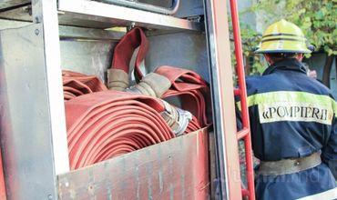 Пожар в жилом доме на Рышкановке: эвакуированы 13 человек