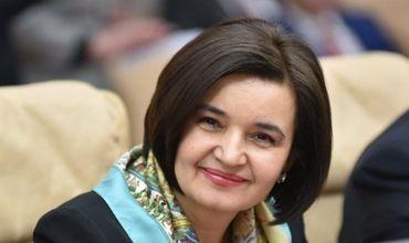 Моника Бабук назначена заместителем спикера от ДПМ