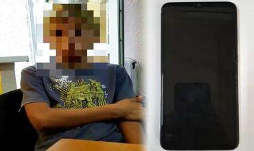 Подросток из Кагула, угрожая ножом, отнял у ребенка телефон