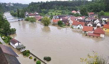 Новое исследование европейских ученых показало, что глобальное изменение климата за последние 50 лет оказало существенное влияние на наводнения в Европе.