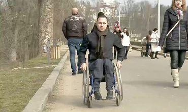 В Молдове больше 179 тысяч людей с особыми потребностями, из них 15 тысяч - с нарушениями опорно-двигательного аппарата.