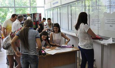 В молдавских вузах занято уже  80% бюджетных мест.