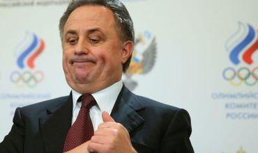 Мутко: Россия заявлена в 29 видах спорта на ОИ-2016