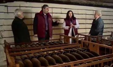В Молдове усовершенствовали систему госконтроля винодельческой продукции.