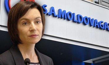 """Майя Санду: """"Молдовагаз"""" приобретает джипы на сумму в 1,5 млн евро"""