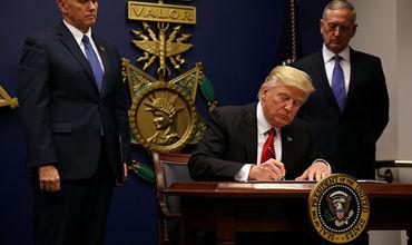 Президент США Дональд Трамп подписал указ, вводящий режим ЧП для защиты информационно-коммуникационной инфраструктуры.