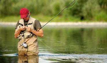Согласно указу министра, с 25 марта по 31 мая уже запрещен лов рыбы в Кучрганском водохранилище.