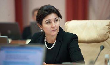 Министра здравоохранения, труда и социальной защиты Сильвия Раду.