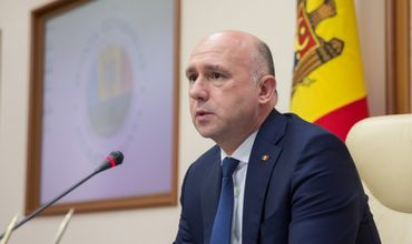 Премьер-министр Молддовы Павел Филип.