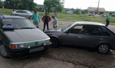 Ситуация на дорогах Приднестровья: около десятка аварий за одни сутки.
