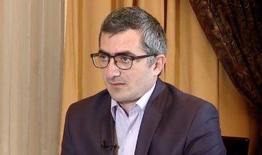 Политолог, журналист Эрнест Варданян.