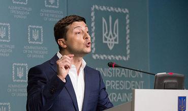 Зеленский верит, что все стороны конфликта в Донбассе хотят остановить войну