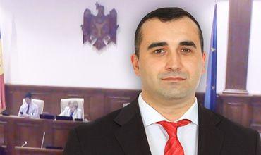 Адриан Албу – новый генеральный секретарь парламента.