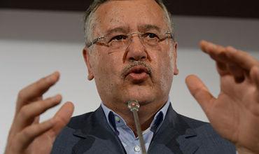 Кандидат в президенты Украины Гриценко пригрозил отрубить руки за коррупцию.