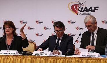 Коу: российских атлетов нужно вернуть на международные старты.